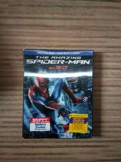 Amazing Spiderman 2 Blu-Ray Disc DVD CD