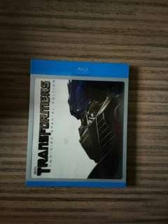 Transformers Blu-Ray Disc DVD CD