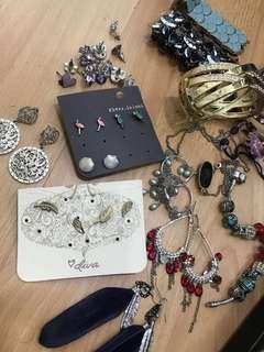 Mixed accessories bundle