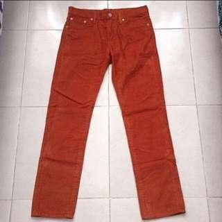 Levi Corduroy Pants
