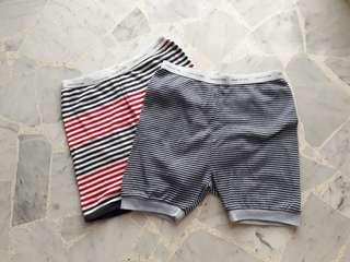 2pcs Cotton On 4 - 7 yo Boy Underwear