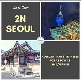 Korea Easy Tour Package