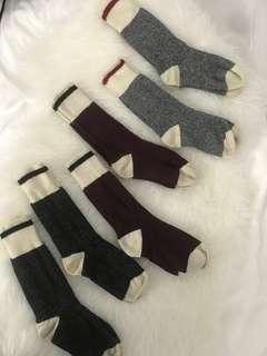 """Roots Cabin Socks ($5.00 Each Pair)   """"One Size"""""""