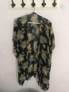 "Brandy Melville Kimono   ""One Size"""
