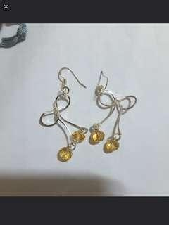 Ideal X'mas Gifts - Chomel Dangling Earrings