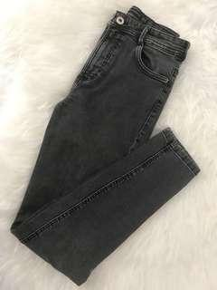 Zara High-waisted Jeans   Size 4 (Fits XS-S)