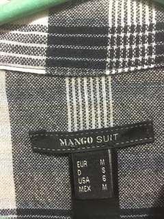 Mango suit dresa