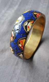 Handmade Mosaic Bangle