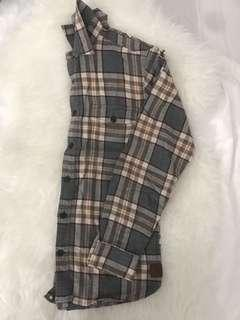 Roots Men's Flannel | Size XS