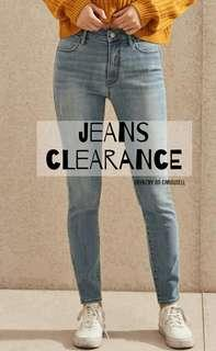🚚 🚩clearance ! jeans bnip / bnwt!