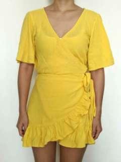 Zara 2 piece top & skirt set