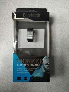 Pioneer bluetooth headset