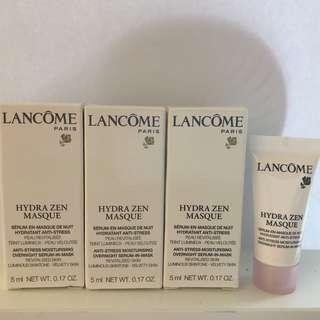 Lancôme Lancome Hydra Zen Overnight Serum-In-Mask 舒緩抗壓保濕睡眠面膜