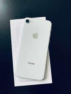 iPhone 8 256GB has warranty