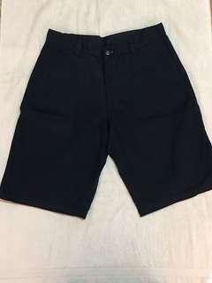 Dark Blue Walking Shorts