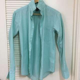 Easy Ironing Padini Long Sleeve Shirt
