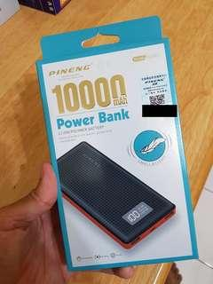 Original Pineng PN-963 10,000mAh Powerbank