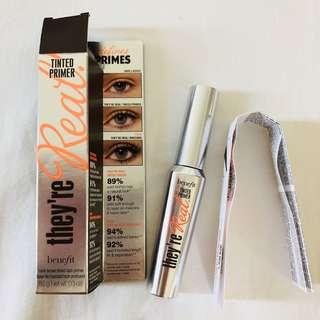 Benefit they're real mink brown  tinted lash primer