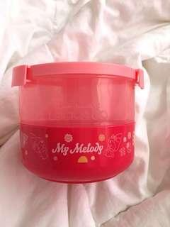 7-11 Lock & Go My Melody - Double layer container