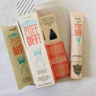 Benefit puff off! Eye gel for puffiness
