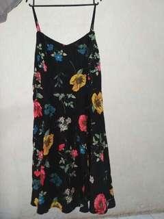 Cami a line dress