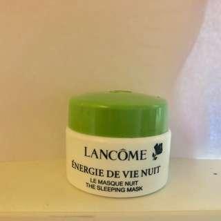 Lancôme Lancome Énergie De Vie Nuit Overnight Recovery Sleeping Mask 睡眠面膜