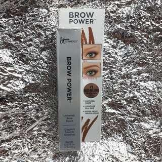 It Cosmetics -  Brow Power Universal Eyebrow Pencil in Universal Taupe