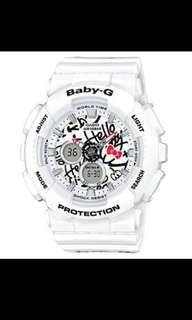 Hello Kitty Baby G Limited Edition 2017
