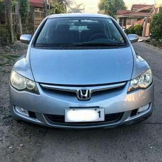 2006 Honda Civic FD 1.8S 76tkms Only Vs Mazda 3 Vios Altis Rio Accent Elantra