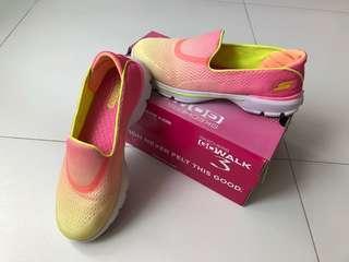 Skechers go walk3 shoes