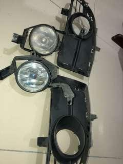 Proton Persona fog light