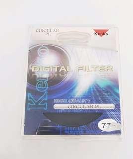 Kenko CPL ( Circular Polarizer) Filter 77mm