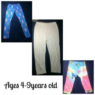 Leggings Bundle Girls