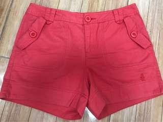 Hush Puppies Coral Shorts