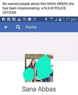 This women she is scammer nearly got me