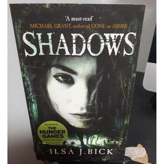 Shadows by Ilsa J. Bick