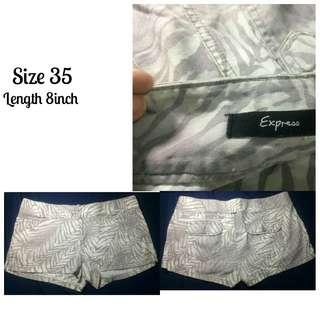 Mom's Express Shorts