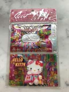 Hello kitty Hong Kong Limited card holder