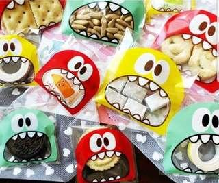 Monster Cookie Bags