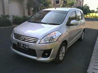 Suzuki Ertiga GL 2013MT, Silver TOP Condition