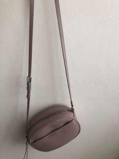 Witchery over the shoulder lilac bag