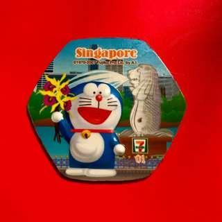 Doraemon Rainbow World Tour - Singapore Special Edition - No.1 Singapore