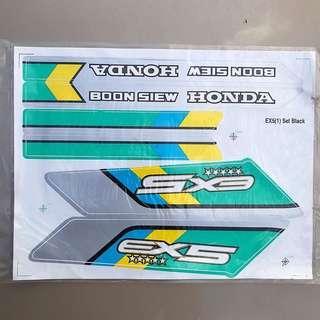Ex5 High Power Sticker