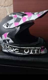 Muc-off helmet