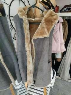 Warm jacket/vest