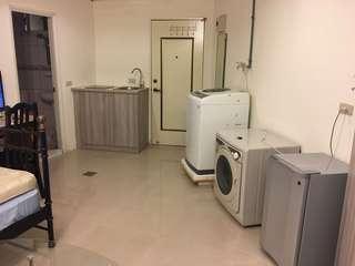 内科文德路獨立雙人套房附獨立廚房洗衣機