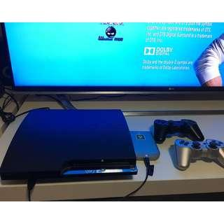 PS3 SLIM 320GB
