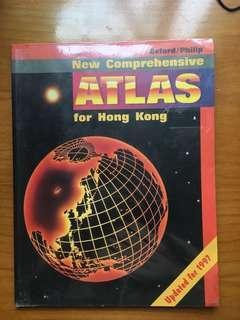 New Comprehensive Atlas for Hong Kong