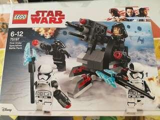 #TOYS50 - Lego Star Wars 75197