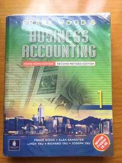 Business Accounting 1 (Longman)